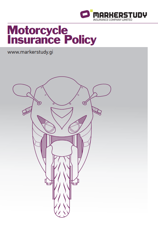 Markerstudy Motorcycle Insurance
